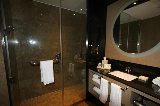Hilton Lima Miraflores : Good size bathroom