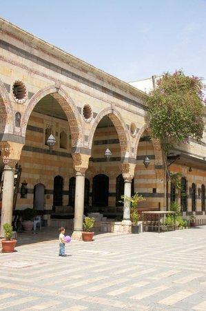Damascus Center: damasco (Palacio Azem)