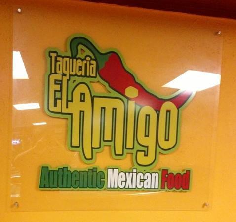 Taqueria El Amigo: best food ever