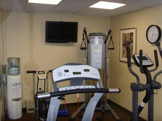 Comfort Inn Mechanicsburg/Harrisburg - South: Work off breakfast
