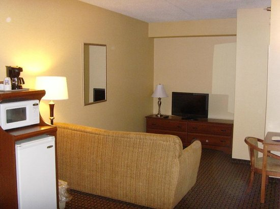 Comfort Inn Mechanicsburg/Harrisburg - South: Suite