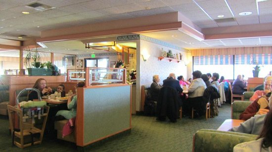 Sophia's House of Pancakes: Inside the restaurant