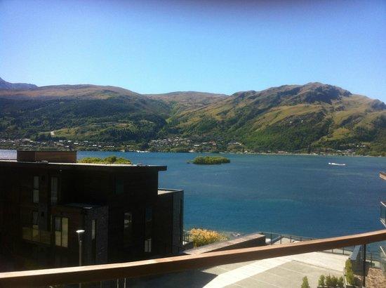 Hilton Queenstown Resort & Spa: Lake view