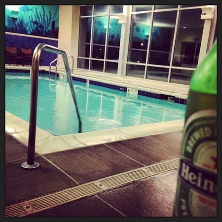 Hyatt Place Long Island East End: a temperatura excelente para uma relaxada a noite