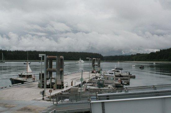 Glacier Bay National Park & Preserve: Back @ the Dock