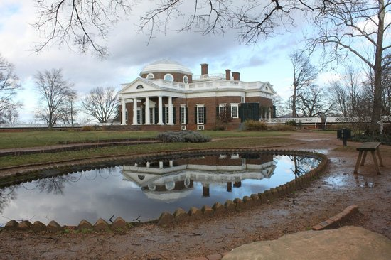 Monticello de Thomas Jefferson: Monticello
