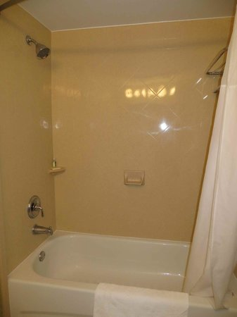 Treasure Bay Resort & Marina: Bath/shower
