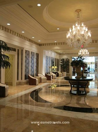 Trump International Hotel Las Vegas: Trump Lobby