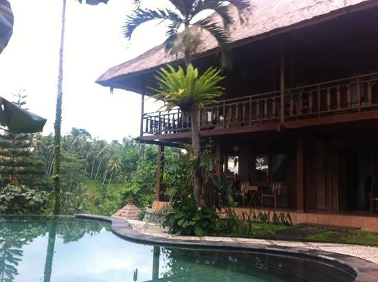Graha Moding Villas: Rooms.