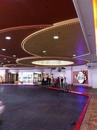 Harrah's Las Vegas: drop off area