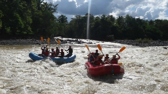Davao Wildwater Adventure: great adventure for the family