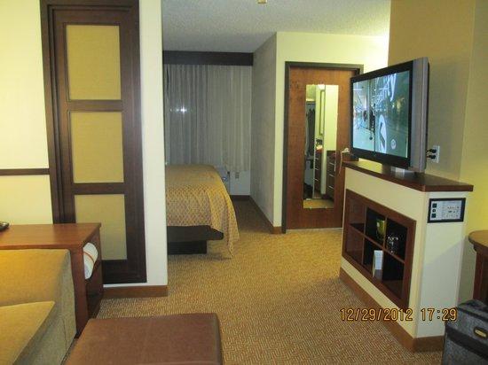 Hyatt Place Birmingham/Hoover : view of room