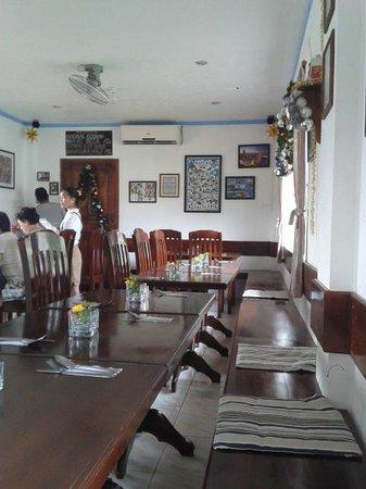BergBlick Restaurant : interiors