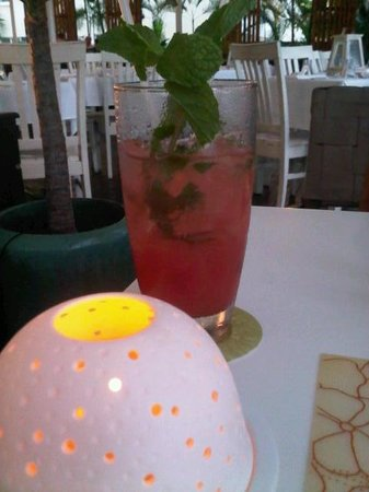 Nu Nu Restaurant: Watermelon Cocktail