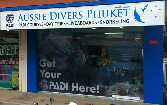 Aussie Divers Phuket