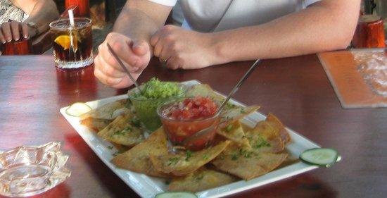 Locanda: The best guacamole