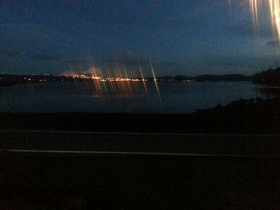 Fidalgo Bay Resort: The view