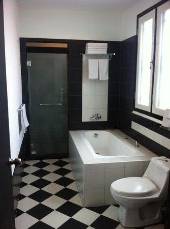 Jonker Boutique Hotel: Bathroom