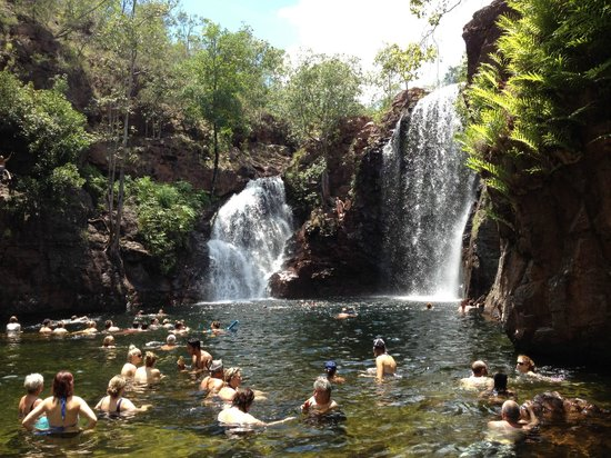 At The Bottom Of Florence Falls Picture Of Litchfield National - 10 best sights of litchfield national park