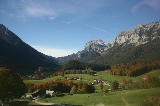 Nationalparkzentrum: Amazing view