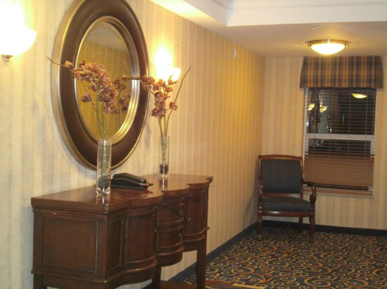 Residence Inn Billings: hallways