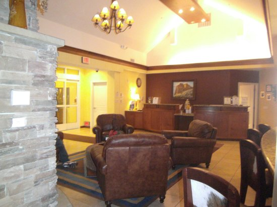 Residence Inn Billings: lobby