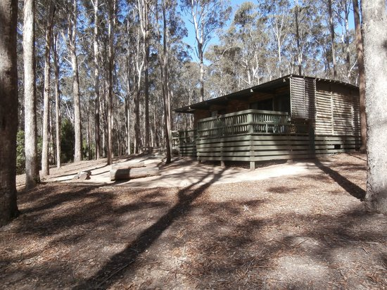 Gippsland, Αυστραλία: The front of the Cabin