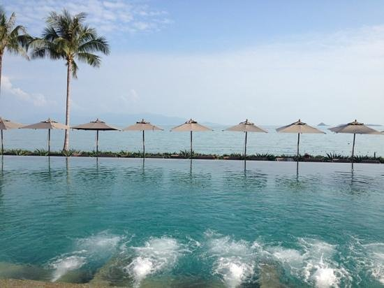 Hansar Samui Resort : The pool at Hansar,Samui