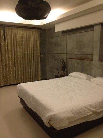 In Touch Resort & Restaurant: standard suite room