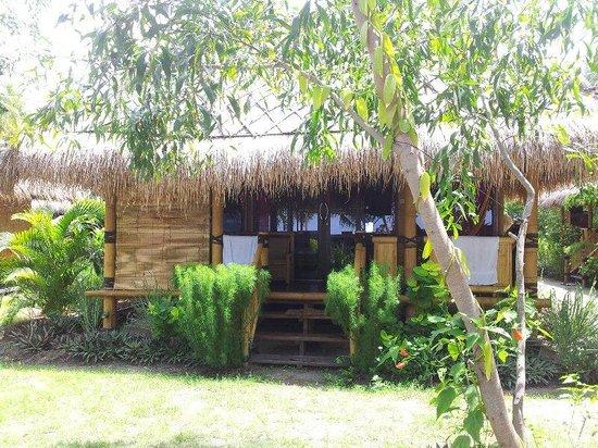 Rinjani Beach Eco Resort: Bungalow