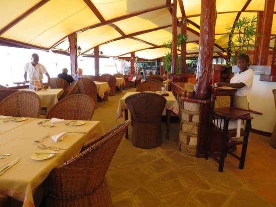 Nomad Restaurant : View of the restaurant