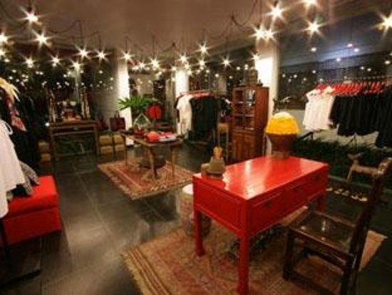 Kamar Kamar Rumah Tamu: Boutique