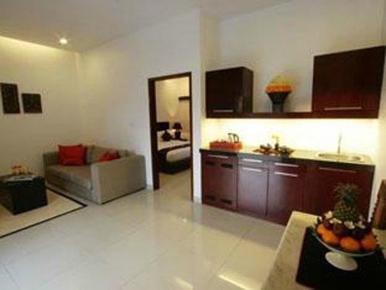 Kamar Kamar Rumah Tamu: Junior Suite