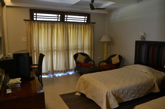 IORA - The Retreat,Kaziranga: luxury suite