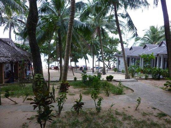 Hoa Nhat Lan Bungalow: von Gardenviewbung zum Meer 