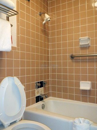 Ramada by Wyndham Fort Lauderdale Airport/Cruise Port: bathroom