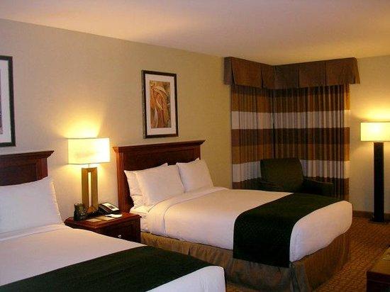 ダブルツリー ホテル ベセスダ, 部屋の様子