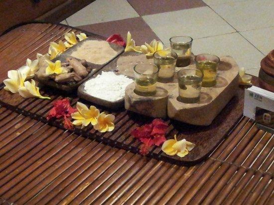 Zen Bali Spa: Good Mandi Lulur