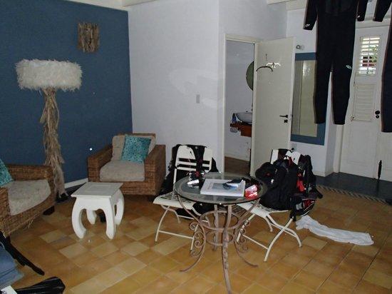 Pietermaai Boutique Hotel: Kamer
