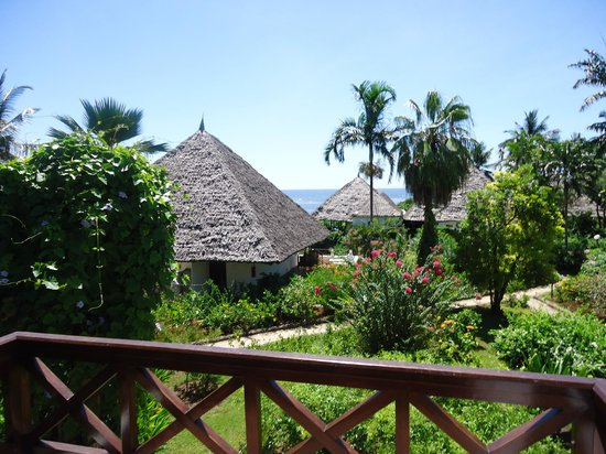 Leopard Beach Resort & Spa: View from 120