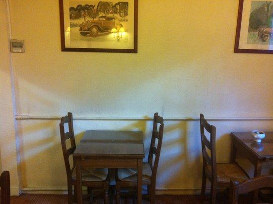 Hotel Londres Saint-Honoré : Sala colazione