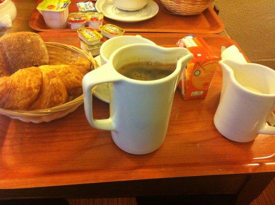 Hotel Londres Saint-Honoré : Colazione