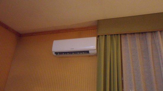 Hotel Pavia: Split réversible