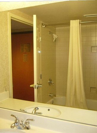 Wingate by Wyndham Little Rock: Bathroom with full size tub