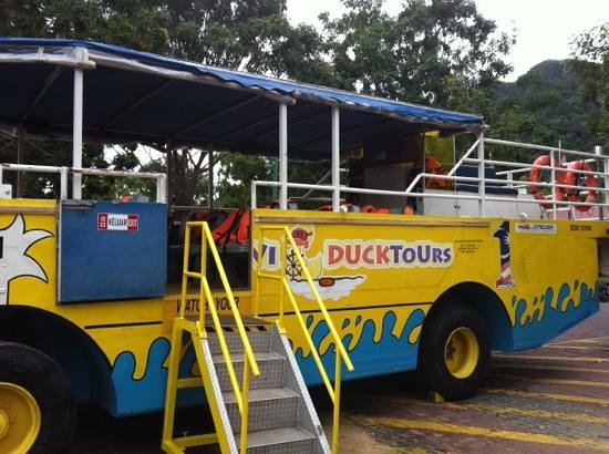 Langkawi Duck Tours- Day Tours: Duck tours