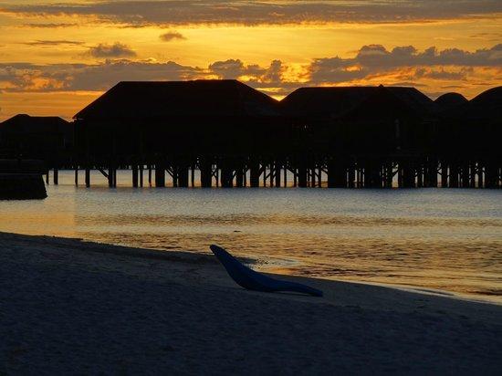 Lily Beach Resort & Spa: Abendstimmung