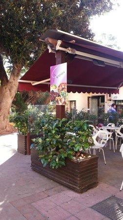 Bar Giardino Patti: il locale