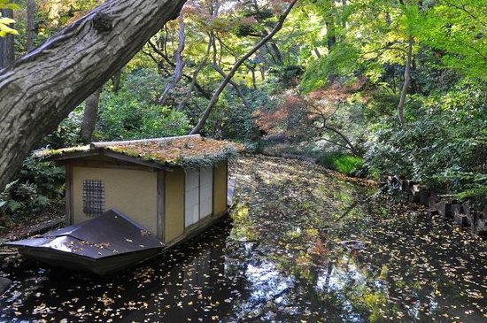 Nezu Museum: jardins du musée Nezu