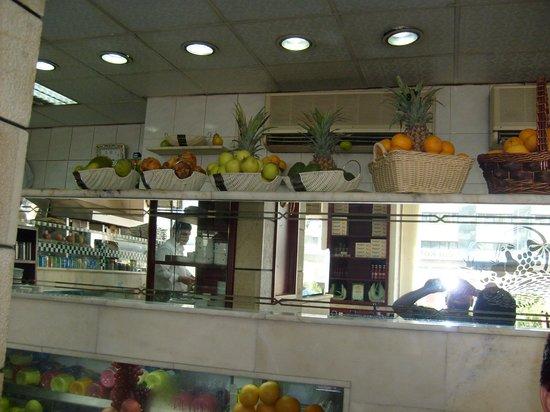 automatic : Fresh Fruits