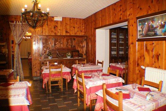 Hotel Napoleon : Sala da pranzo piccola